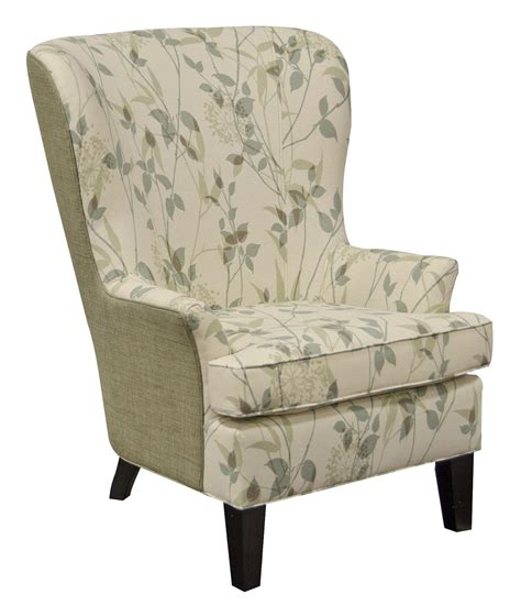 Living Room Arm Chair Smith Living Room Arm Chair With Wing Style Dunk Bright Furniture Wing Chair