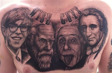 wise guys tattoo wise guys by pepper tattoos