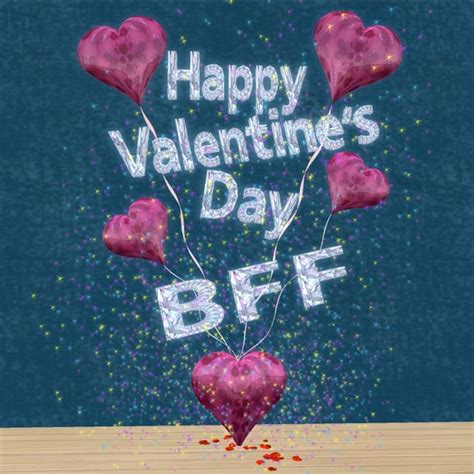 happy valentines day bff second marketplace happy valentines day bff