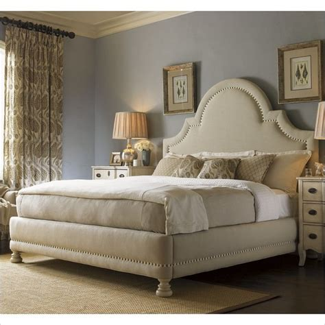 upholstered headboards vancouver lexington twilight bay margaux upholstered bed parchment