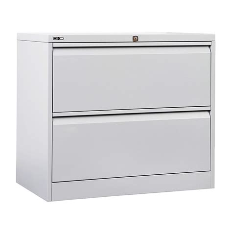 2 Drawer Lateral File Cabinet Metal Heavy Duty Lateral Two Drawer Metal Filing Cabinet Value Office Furniture