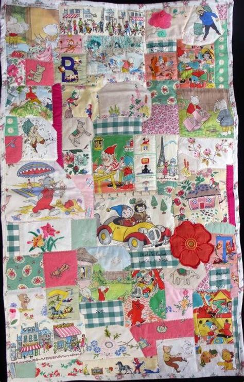 Childrens Patchwork Quilts - quilt vintage and patchwork on
