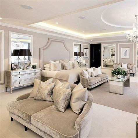 Luxury Master Bedroom Suites Designs And Interiors by Grafika Design Home And House Home