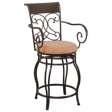 24 Dining Chairs Coaster Dining Chairs And Bar Stools 24 Quot Metal Bar Stool With Upholstered Seat Adcock