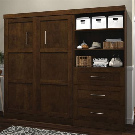 murphy bed kit lowes bestar pur full storage murphy bed murphy bed