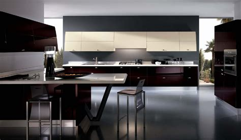 Design Kitchen by Italian Kitchens From Giugiaro Designs