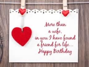 Happy birthday messages for wife b day wishes