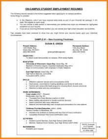exles of basic resumes resume format pdf