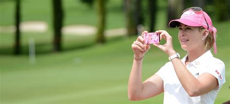 paula creamer swing nine best golf apps for iphone or android