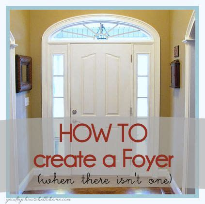 how to create a foyer in an open floor plan 14 best trilevel idea images on pinterest architecture