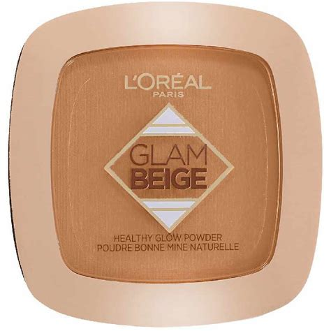 Loreal Snaps Up Organics by L Or 233 Al Cosmetics Glam Beige Powder 9 Gr Medium