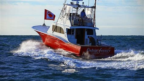 fishing frenzy boat outer banks quot wicked tuna quot premiere outer banks blue s blog