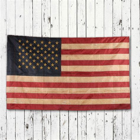 american flag home decor primitive tea dyed american flag wall decor home decor