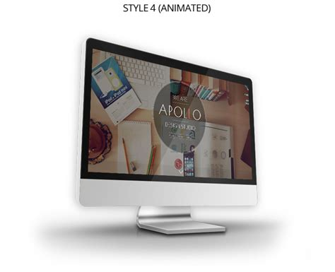 apollo responsive animated template creative