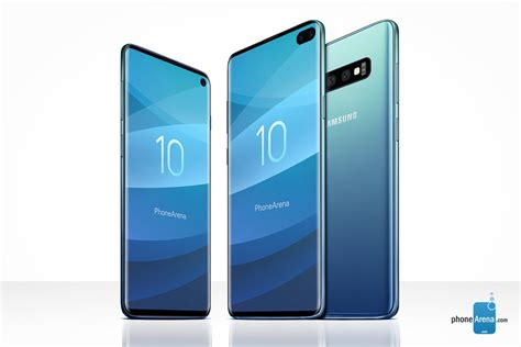 Samsung Galaxy S10 Lineup by Samsung Galaxy S10 Lineup Will Be Launched In Early March Phonearena