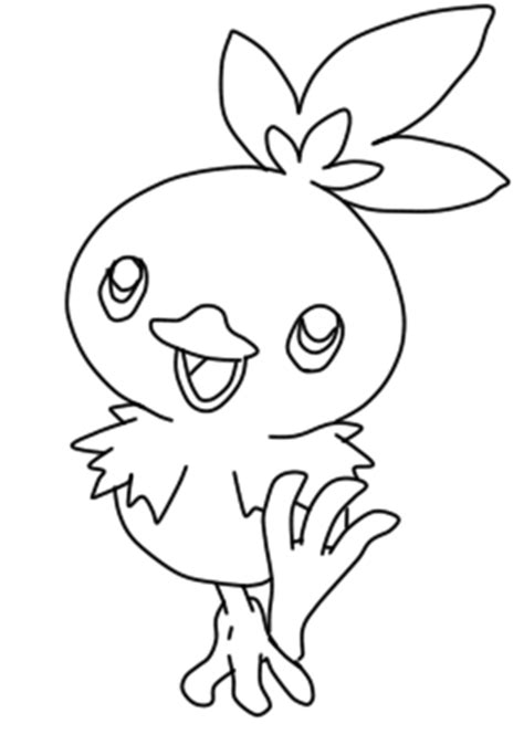 Torchic Lineart By Jaidenneo5x On Deviantart Torchic Coloring Pages