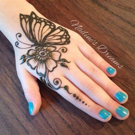 butterfly henna tattoo tumblr top 25 ideas about henna butterfly on simple