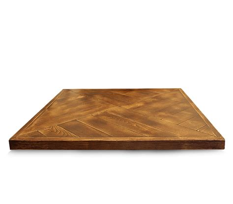 table top table walnut parquet table top style matters