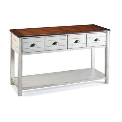 magnussen bellhaven wood sofa table t1556 73