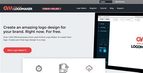 situs desain logo online gratis 7 situs cara membuat logo keren online gratis untuk website