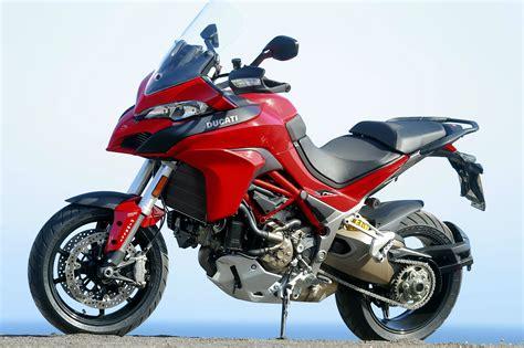 First ride: Ducati Multistrada 1200 and     Visordown
