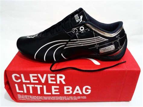 Harga Clyde Leather sepatu casual ducati original 285 000