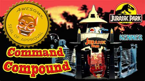 jurassic park series 1 jurassic park toys jp series 1 command compound review