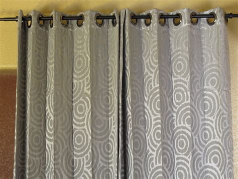 Grey Patterned Curtains Grey Patterned Curtains Canada Home Design Ideas