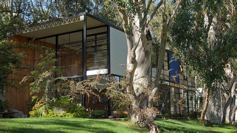 conserving the eames house a study in conservation