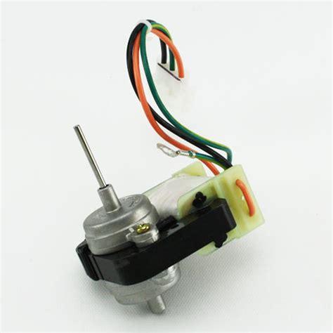 ge refrigerator condenser fan motor wr60x10220 ge refrigerator condenser fan motor ebay