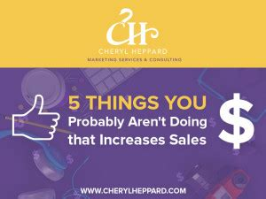 5 things not to say to a coach s below the 5 things you re probably not doing to increase sales