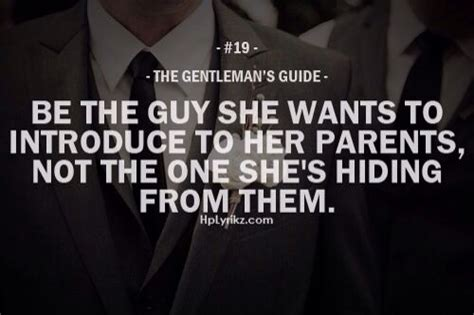 gentleman 39 s gentleman rules men 39 s wear pinterest quotes