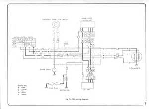 3wheeler world yamaha yt60 quot tri zinger quot wiring diagram