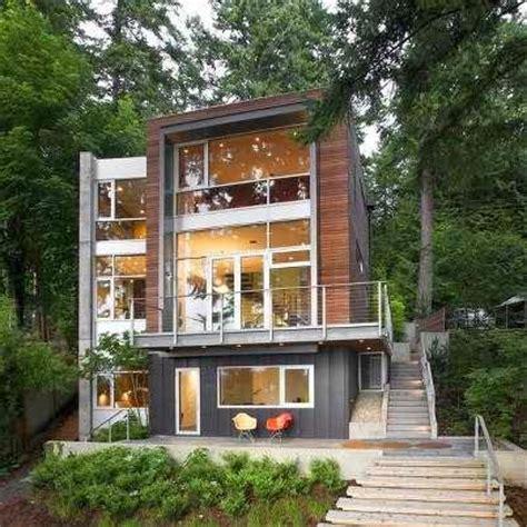 rumah minimalis ala korea  menjadi trend  indonesia