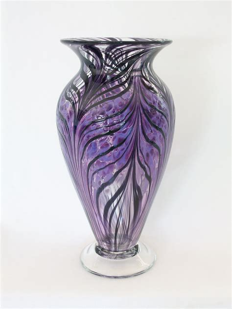 blown glass vases interest pinterest