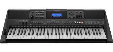 Keyboard Yamaha Tahun 2018 yamaha psr e453 keyboard 61 key portable psre453 perth mega