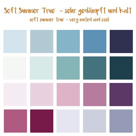 soft summer color palette 433 best soft summer color swatches images on