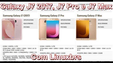 Samsung J7 Max Vs J7 Pro samsung galaxy j7 2017 j7 pro j7 max especifica 231 245 es