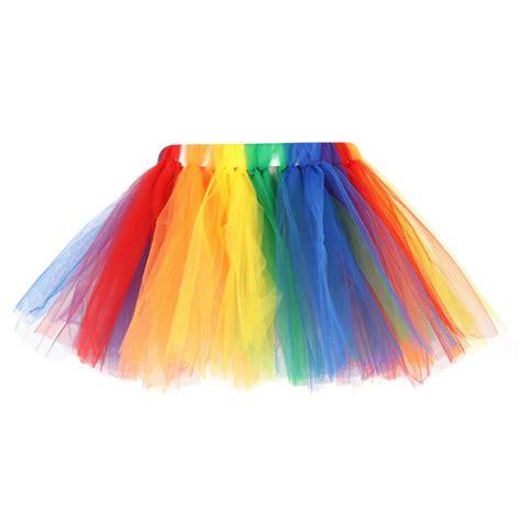 Rainbow Skirt 1 image gallery rainbow tutu