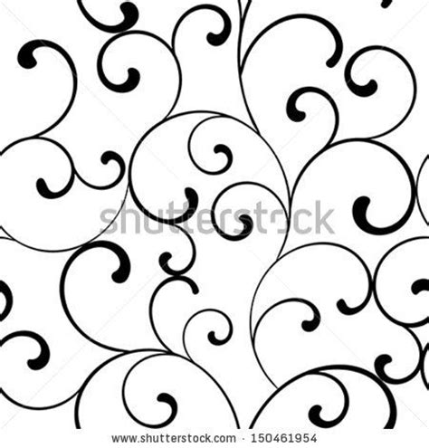 pattern simple form simple filigree patterns google search initials