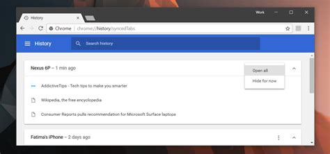 chrome android tabs how to open chrome mobile tabs on your desktop tech tips buzz