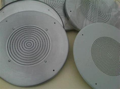 ceiling speaker grills ceiling wall speaker grills speaker baffle 5 ea