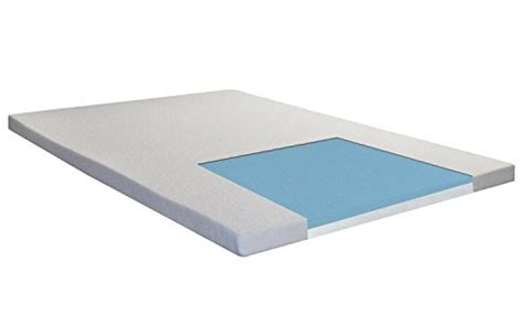 Memory Foam Mattress Toppers That Keep You Cool by Comfort Rx 3 Quot Orthopedic Gel Foam Breathable Mattress