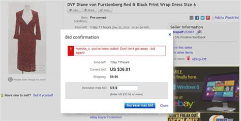 ebay bid how to bid on an ebay auction dummies