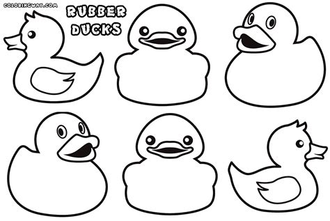 Rubber Duck Coloring Pages Coloring Pages To Download Rubber Duck Coloring Pages