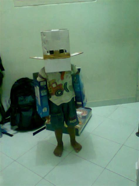 film robot manusia manusia robot kardus foto lucu