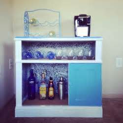 diy mini bar for the apartment semi realistic