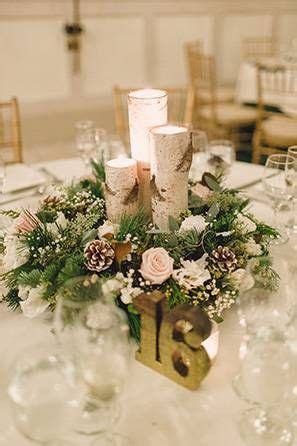 winter wedding theme centerpieces 2 winter table decoration ideas ohio trm furniture