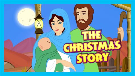 the christmas story birth of jesus christ bible story