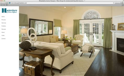 interior decorating websites interior design website design kl associates